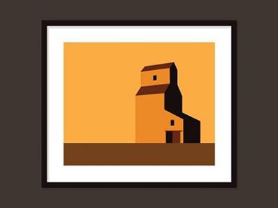 Grain Elevator - Midwest