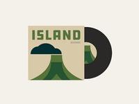 ISLAND - Record Cover - Tunes