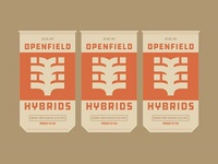Openfield Hybrids Seed Sacks - Agriculture