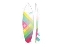 Riff Surf - Hawaii Collection - Board Design