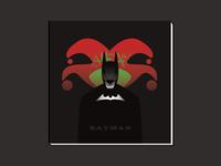 B A T M A N - Dark Knight - Graphic Novel Cover