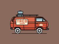 TACO SHOP - The Ride
