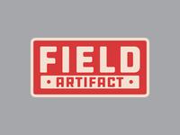 FIELD ARTIFACT - Patch