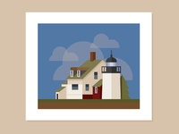 Lighthouse - Print