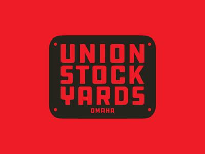Union Stock Yards - Omaha merchandise nebraska midwest history largestinthenation stockyards omaha backintheday