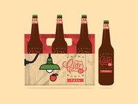 Front Porch Cider - Fall - Packaging Design
