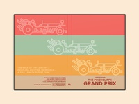 The Pinchcliffe Grand Prix - DVD Cover