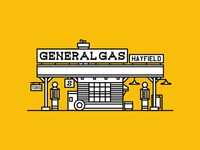 General Gas Station