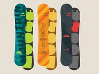 Mountains - MOOSE Snowboards - Series