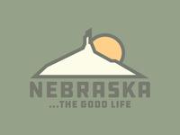NEBRASKA ...THE GOOD LIFE // Shirt