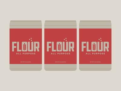 ··· FLOUR ···