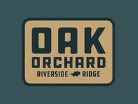 OAK ORCHARD · RIVERSIDE RIDGE
