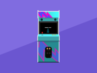 Summer in the Arcade