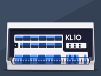 KL-10: Big Iron Mainframe