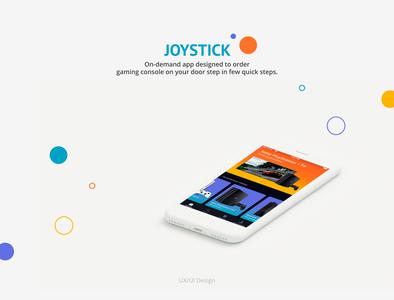 JOYSTICK App