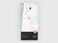 UI Daily, #020 – Location Tracker
