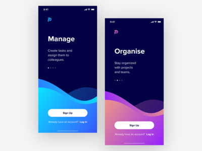 UI Daily, #023 – Onboarding
