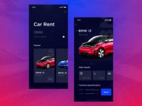UI Daily, #034 – Car Interface
