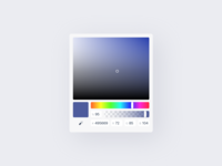 UI Daily, #060 – Color Picker