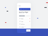 UI Daily, #068 – Flight Search
