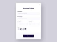 UI Daily, #090 – Create New