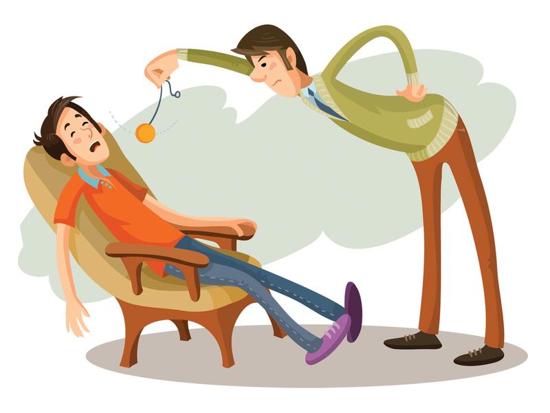 at the psychologist people business flat character concept illustrator design art vector illustration