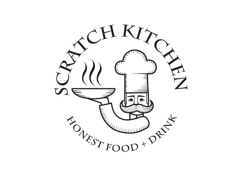 Logo for a diner logo icon people business character concept illustrator design art vector illustration