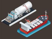 Oil Transportation.