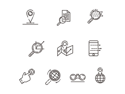 Icons Search