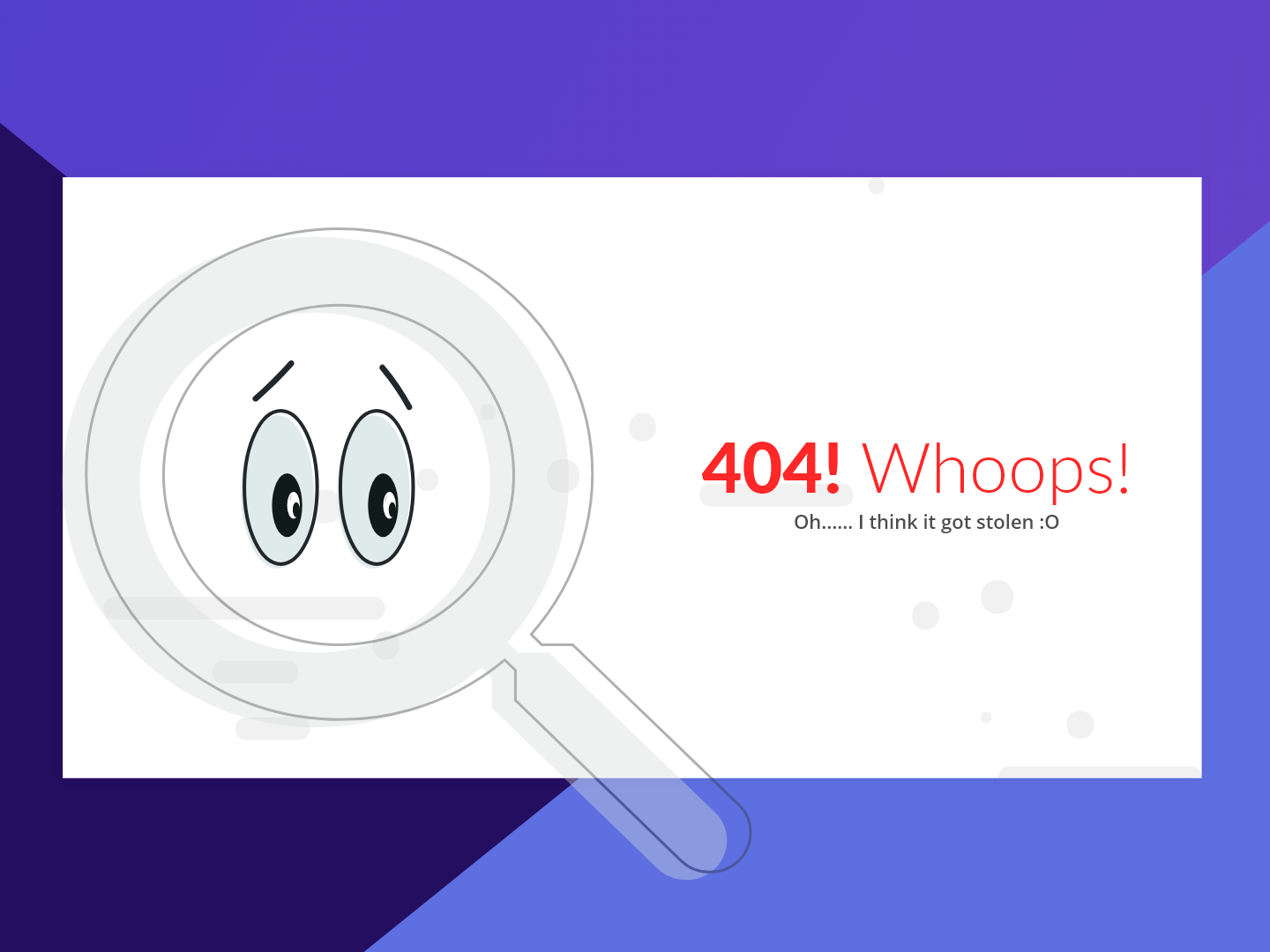 404 Error Page funny funny error messages 404 page not found page not found 404 error page error page error message web illustration ux design vector illustrator flat ui ui design 404 design not found 404 error 404