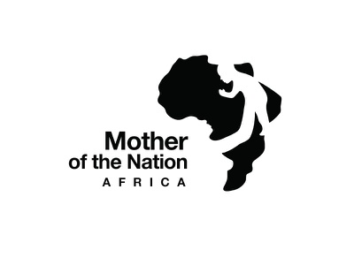 Nation Mother Africa Logotype sale logotype design logo nation negative space logo negative space african africa mother