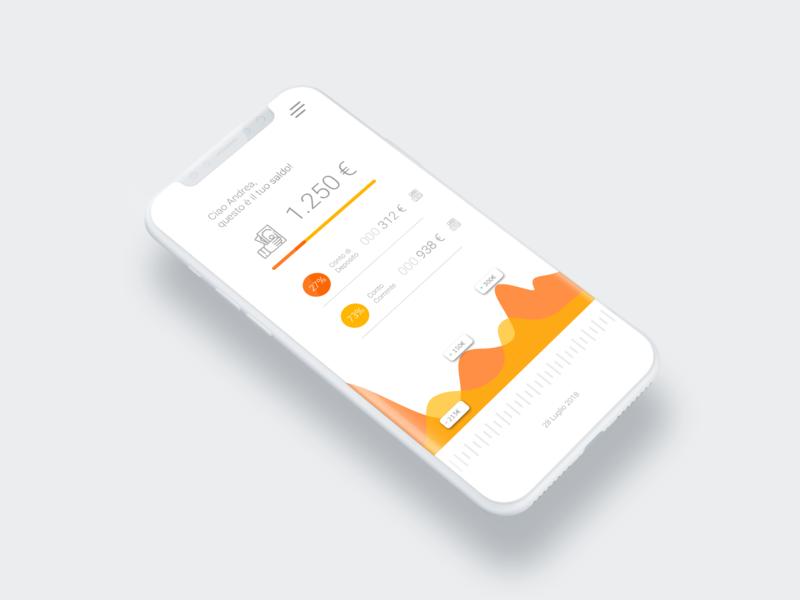ING Homebanking. mobileui user interface ui ing