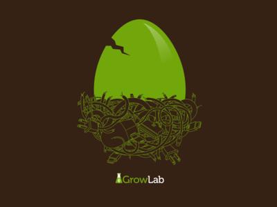 Growlab t-shirt