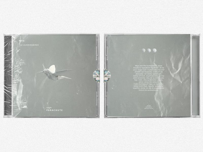 single cover branding design 3d cd artwork music art cd cover
