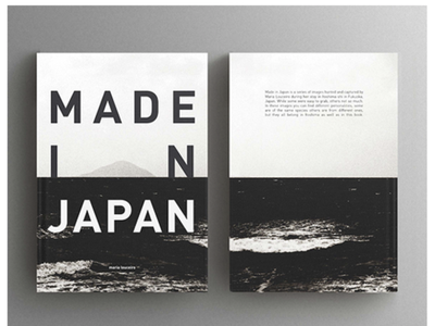Made in Japan editorial layout photography book photograhy graphic design editorial design book cover