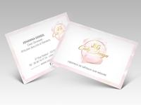 Business cards JSG Cake Design