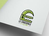 Le crocodile à cravate