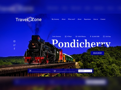 State Travel Company's Website
