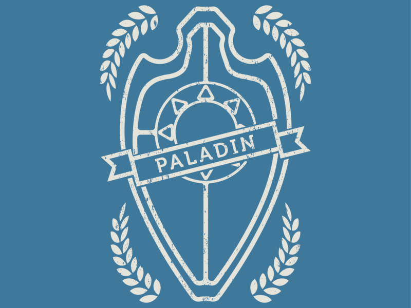 Paladin paladin dnd dungeons and dragons design art digital graphic design