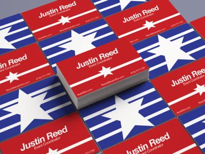 Austin Run Business Cards