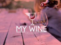 My Wine Poster