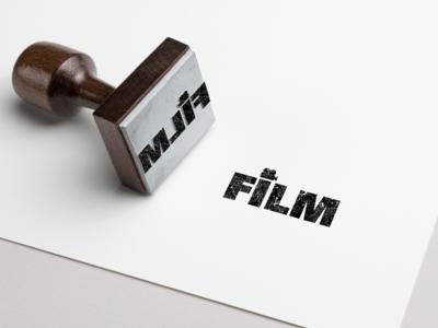 Film Stamp film thirty logos logo branding graphic design