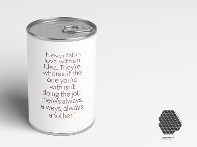 Quote typography mockup design quote