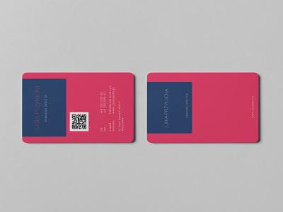 Business Card typography design mockup design illustration graphic design business card logotype branding