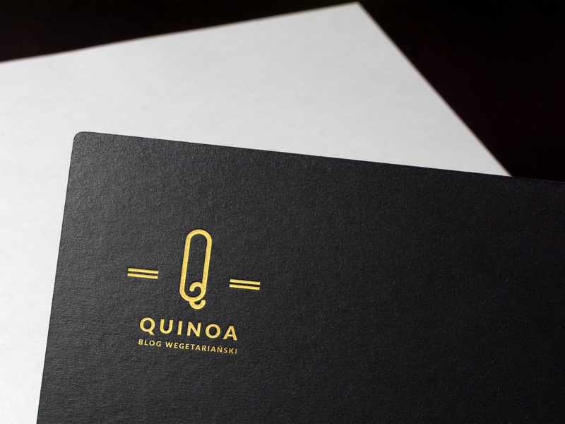 Quinoa Logotype illustration icon logotype logo graphic design branding