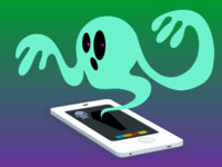 Phone Ghost