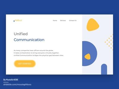 Landing Page Concept