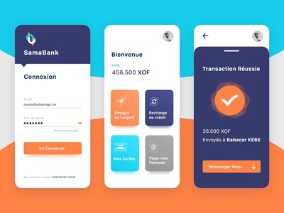 SamaBank Banking