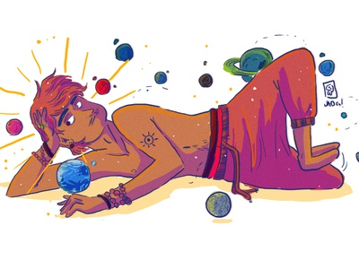 sol naif charactedesign sketch comic doodle illustration