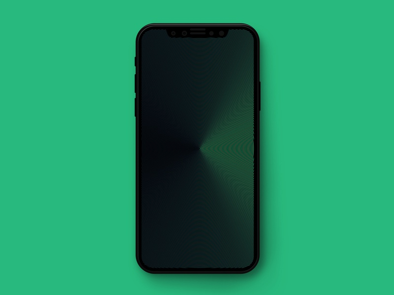 Green Circles Wallpaper circle green palette gradient design freebie wallpaper samsung galaxy iphone x iphone illustration flat download color background android